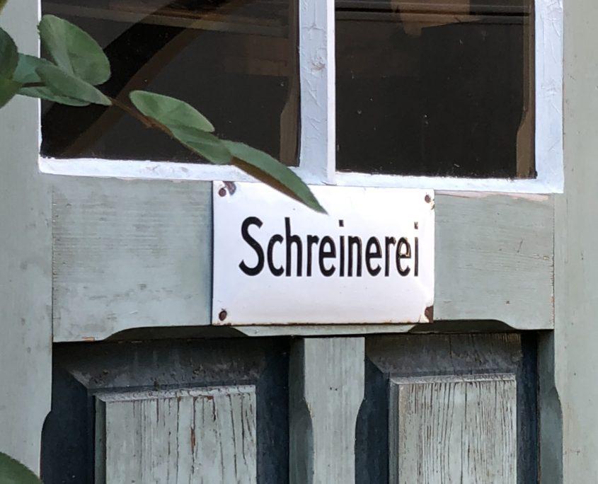 Willkommen Anton Frei Schreinermeister Restaurator